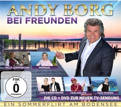 Andy Borg - Bei Freunden - Ein Sommerflirt Am Bodensee
