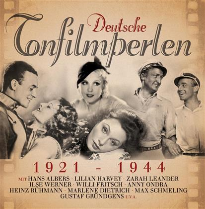 Deutsche Tonfilmperlen 1921-1944 (2 CDs)