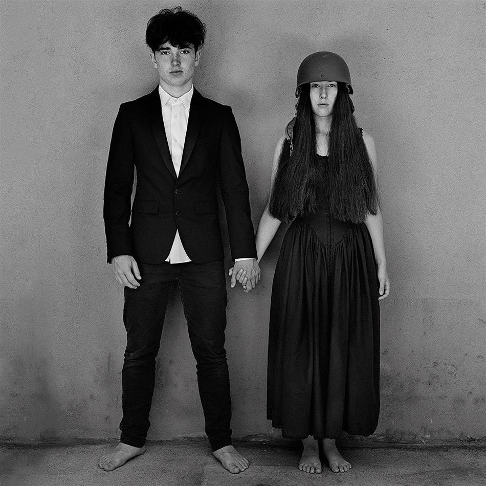 U2 - Songs Of Experience (Limited Gatefold, Cyan Blue Vinyl, 2 LPs + Digital Copy)