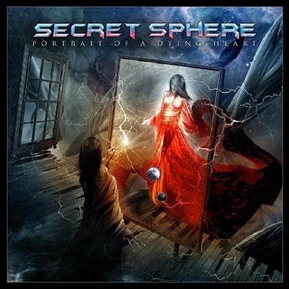 Secret Sphere - Portrait Of A Dying Heart (LP)