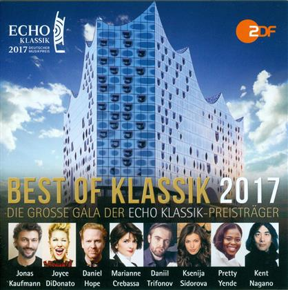 Various - Best Of Klassik 2017 - Echo Klassik (2 CDs)