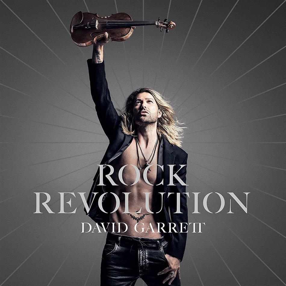 David Garrett - Rock Revolution (2 LPs)