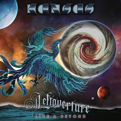 Kansas - Leftoverture Live & Beyond (2 CDs)