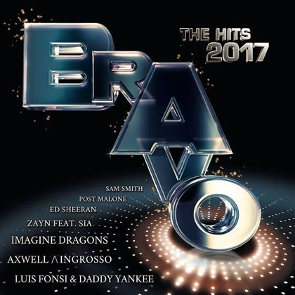 Bravo Hits - The Hits 2017 (2 CDs)