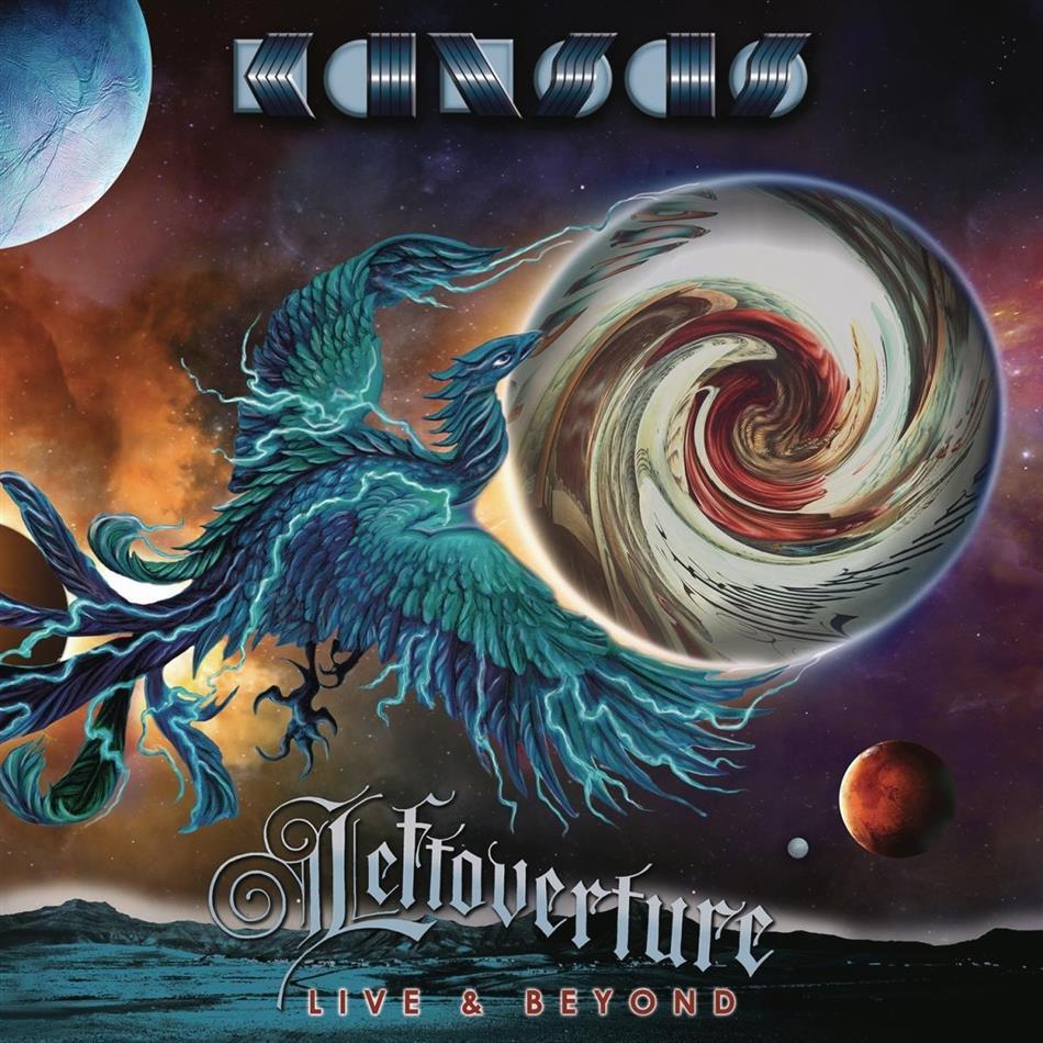 Kansas - Leftoverture Live & Beyond (4 LPs + 2 CDs)