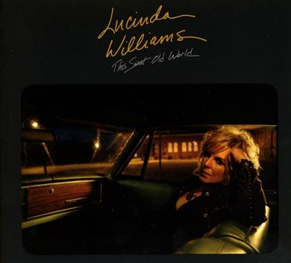 Lucinda Williams - This Sweet Old World - Re-Recording of the Album