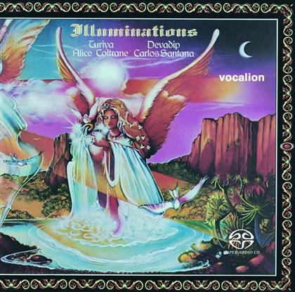 Alice Coltrane & Carlos Santana - Illumination (Hybrid SACD)
