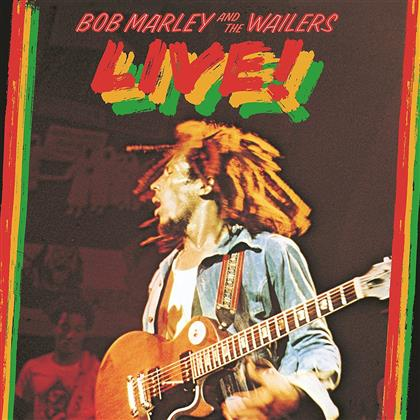 Bob Marley & The Wailers - Live - 2017 Reissue (2 CDs)