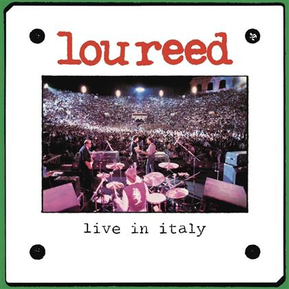 Lou Reed - Live In Italy (2 LPs)