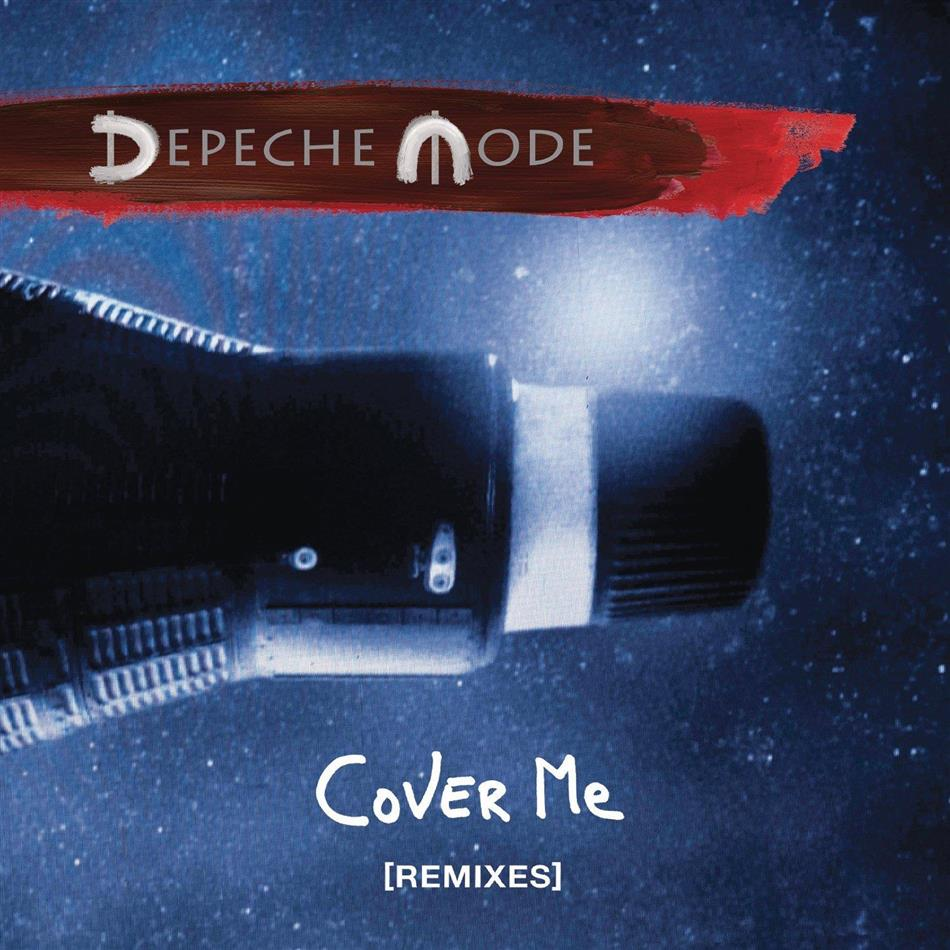Depeche Mode - Cover Me - Remixes