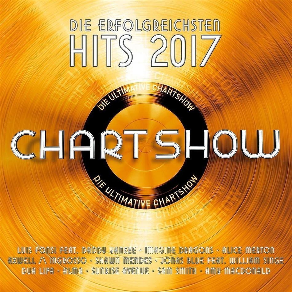 Ultimative Chartshow - Hits 2017 (2 CDs)