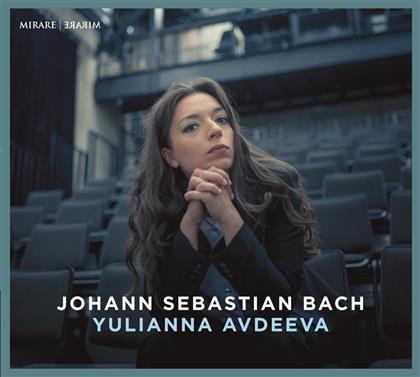 Yulianna Avdeeva & Johann Sebastian Bach (1685-1750) - English Suite No.2 Bwv807