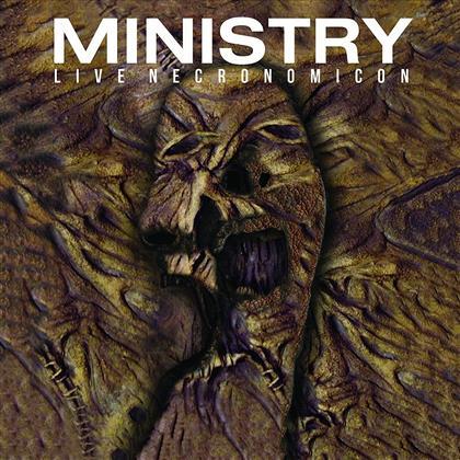 Ministry - Live Necronomicon (2 CDs)