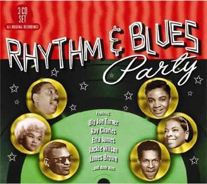 Rhythm & Blues Party (3 CDs)