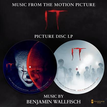 Wallfisch Benjamin - It (OST) - OST (Colored, LP)