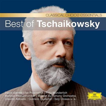 Various & Peter Iljitsch Tschaikowsky (1840-1893) - Best Of Tschaikowsky - Classical Choice