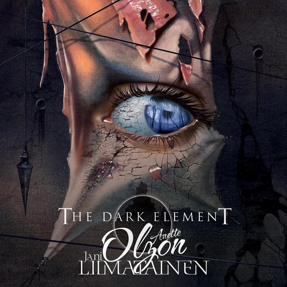 Dark Element - The Dark Element - Limited Gatefold Black Vinyl (Limited Edition, LP)