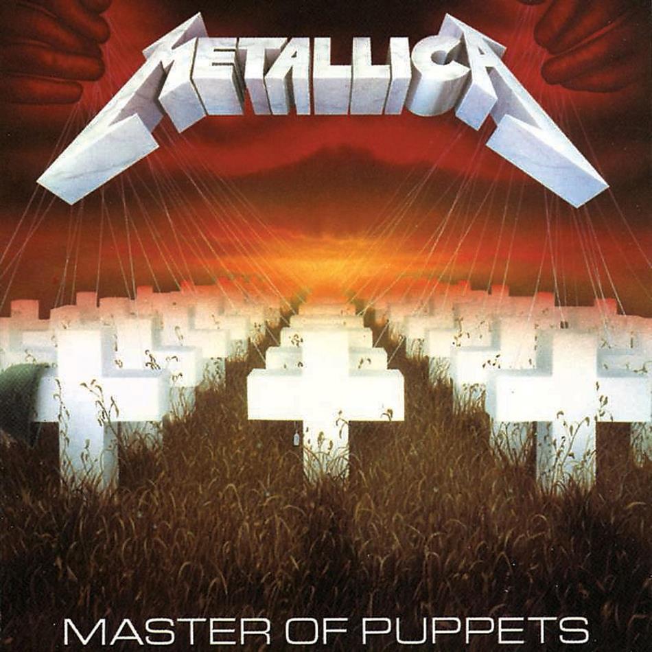 Metallica - Master Of Puppets (2017 Reissue, Remastered, LP + Digital Copy)