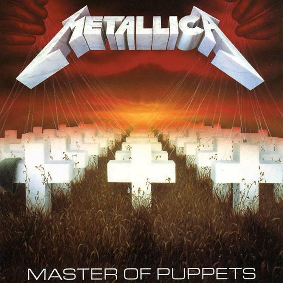 Metallica - Master Of Puppets (2017 Reissue, Expanded Edition, Remastered, 3 CDs)