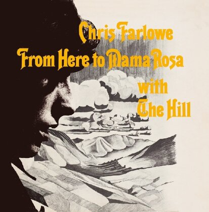Chris Farlowe - From Here To Mama Rosa (LP)