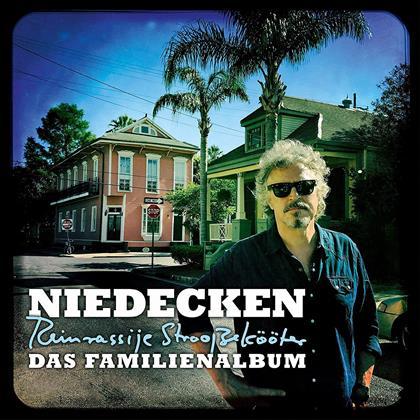 Wolfgang Niedecken - Das Familienalbum (Deluxe Edition, 2 CDs)