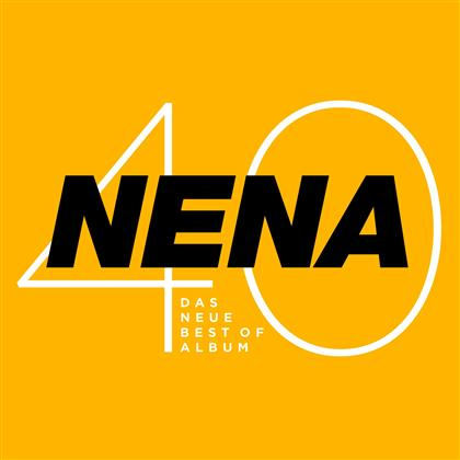 Nena - Nena 40 - Das Neue Best Of Album (Premium Edition, 2 CDs)