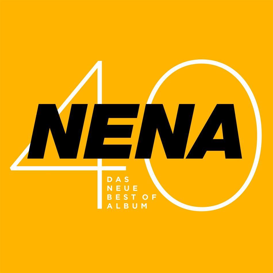 Nena - Nena 40 - Das Neue Best Of Album (Premium Edition, 2 CDs)