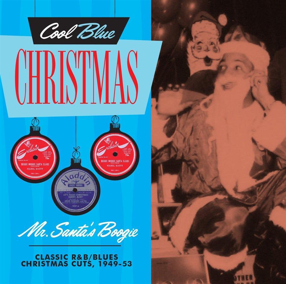 Mr.Santa's Boogie - Christmas Blues & R&B - Various