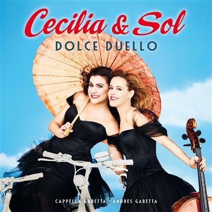 Cecilia Bartoli, Sol Gabetta, Andres Gabetta & Cappella Gabetta - Dolce Duello (Deluxe Hardcover Edition)