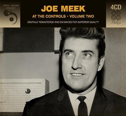 Joe Meek - At The Controls Vol. 2 (4 CDs)
