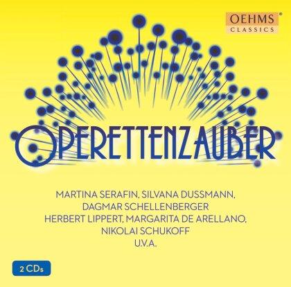 --- - Operettenzauber (2 CDs)