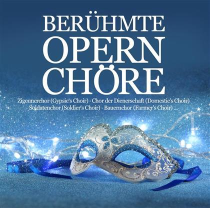 --- - Berühmte Opernchöre (3 CDs)