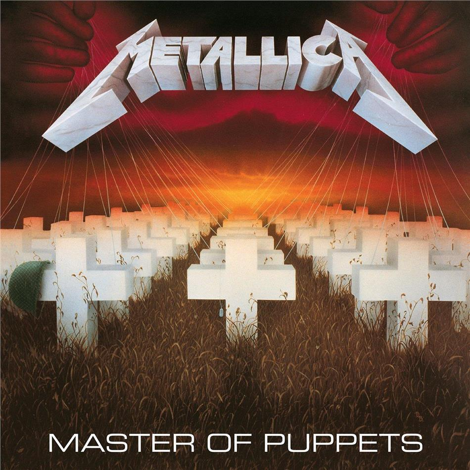 Metallica - Master Of Puppets - 2017 Reissue (Japan Edition, 3 LPs + 11 CDs + 2 DVDs + Buch)
