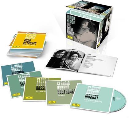 Claudio Abbado - Opera Edition - Limited (60 CDs)