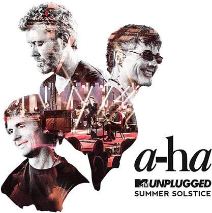 A-Ha - Mtv Unplugged - Summer Solstice (2 CDs + Blu-ray)