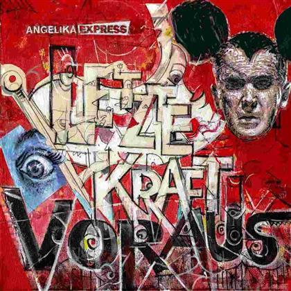 Angelika Express - Letzte Kraft Voraus - Red Vinyl & 10Inch (Colored, 2 LPs + CD)