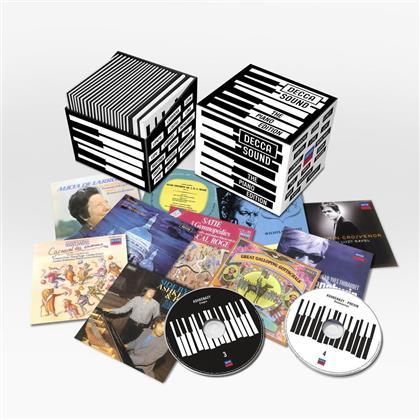 Decca Sound - The Piano Edition - Limited (55 CDs)