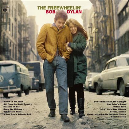 Bob Dylan - Freewheelin' - 2017 Reissue (LP)