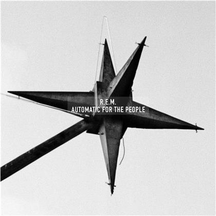 R.E.M. - Automatic For The People - 2017 Reissue, Limited 25th Anniversary Deluxe Edition (2 CDs)