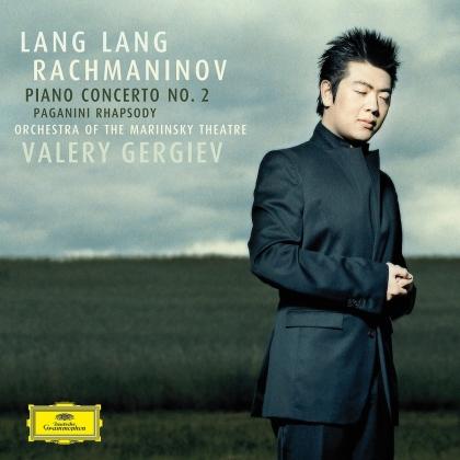 Lang Lang, Sergej Rachmaninoff (1873-1943), Valery Gergiev & Orchestra Of The Mariinsky Theatre - Klavierkonzert Nr. 2 / Paganini Rhapsody (2 LPs)