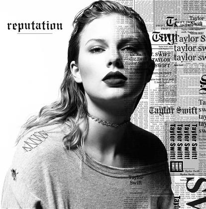 Taylor Swift - Reputation (Japan Edition, Limited Edition, CD + DVD)