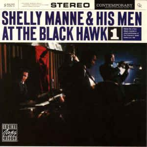 Shelly Manne & His Men - Live At The Black Hawk 1 (LP)