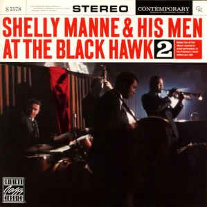 Shelly Manne & His Men - Live At The Black Hawk 2 (LP)
