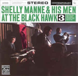 Shelly Manne & His Men - Live At The Black Hawk 3 (LP)