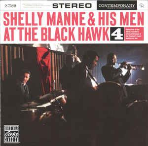 Shelly Manne & His Men - Live At The Black Hawk 4 (LP)