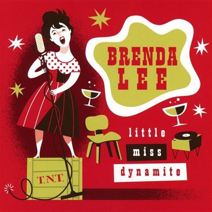 Little Miss Dynamite - Brenda Lee - OST (CD)