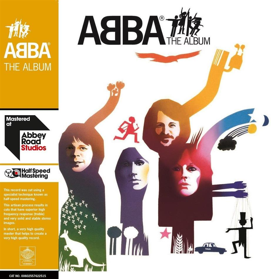 ABBA - Album (40th Anniversary Edition, 2 LPs + Digital Copy)