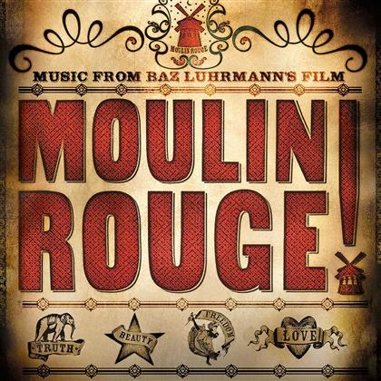 Moulin Rouge - OST (2 LPs)