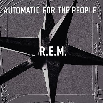 R.E.M. - Automatic For The People (25th Anniversary Edition, LP)