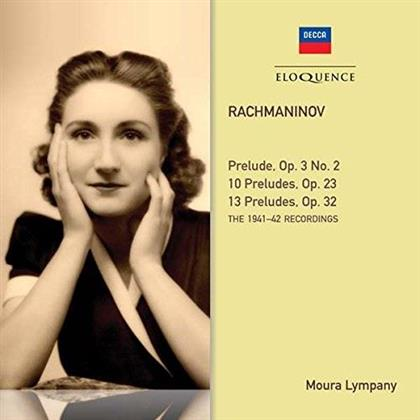Sergej Rachmaninoff (1873-1943) - Prelude Op 3/Preludes Op 23/Prelude